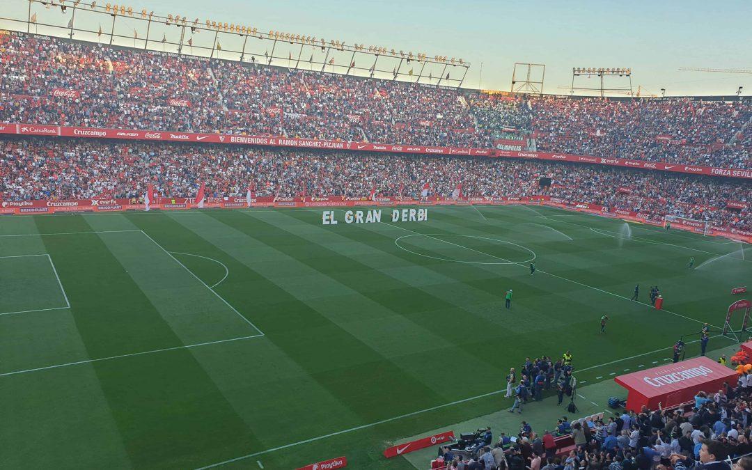 Sevilla – inclusief Sevilla – Betis
