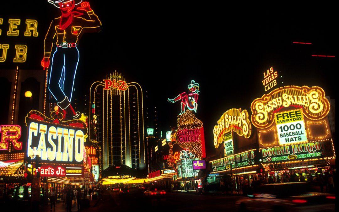 Las Vegas – Het ultieme mannenuitje